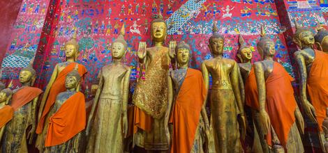 Rondreis Laos: De juwelen van Laos