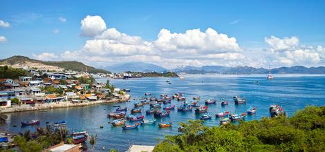 Bouwsteen: Mooie stranden Nha Trang en Mui Ne
