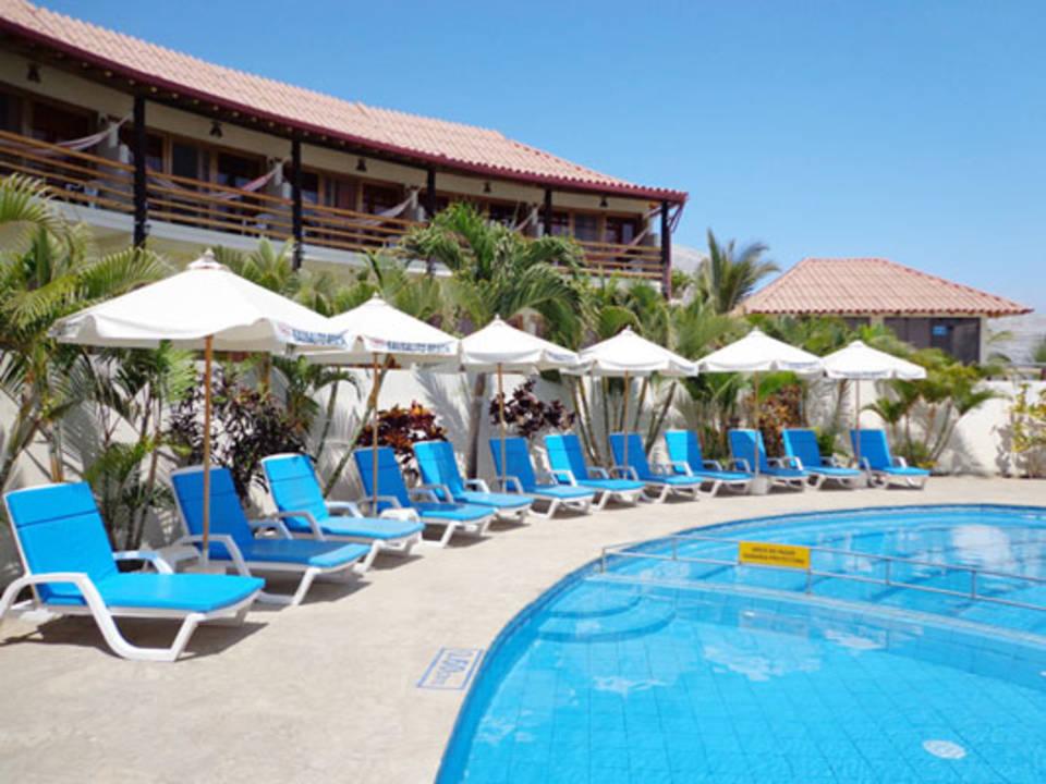 Mancora Sausalito Beach Hotel