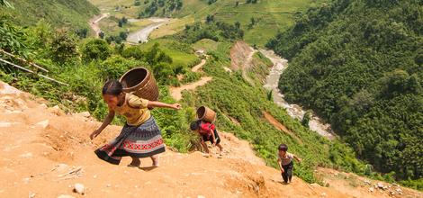 Bouwsteen Vietnam: Bergstammen en natuur in Sapa