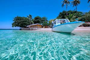 Hotels op sulawesi indonesie van verre - Kuda laut boutique dive resort ...
