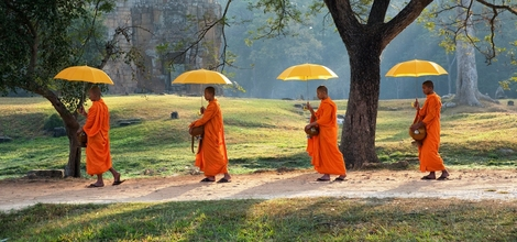 Rondreis Cambodja: Compleet Cambodja