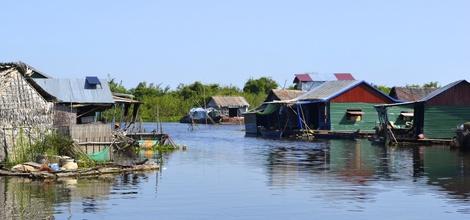 Rondreis Cambodja: Hoogtepunten van Cambodja