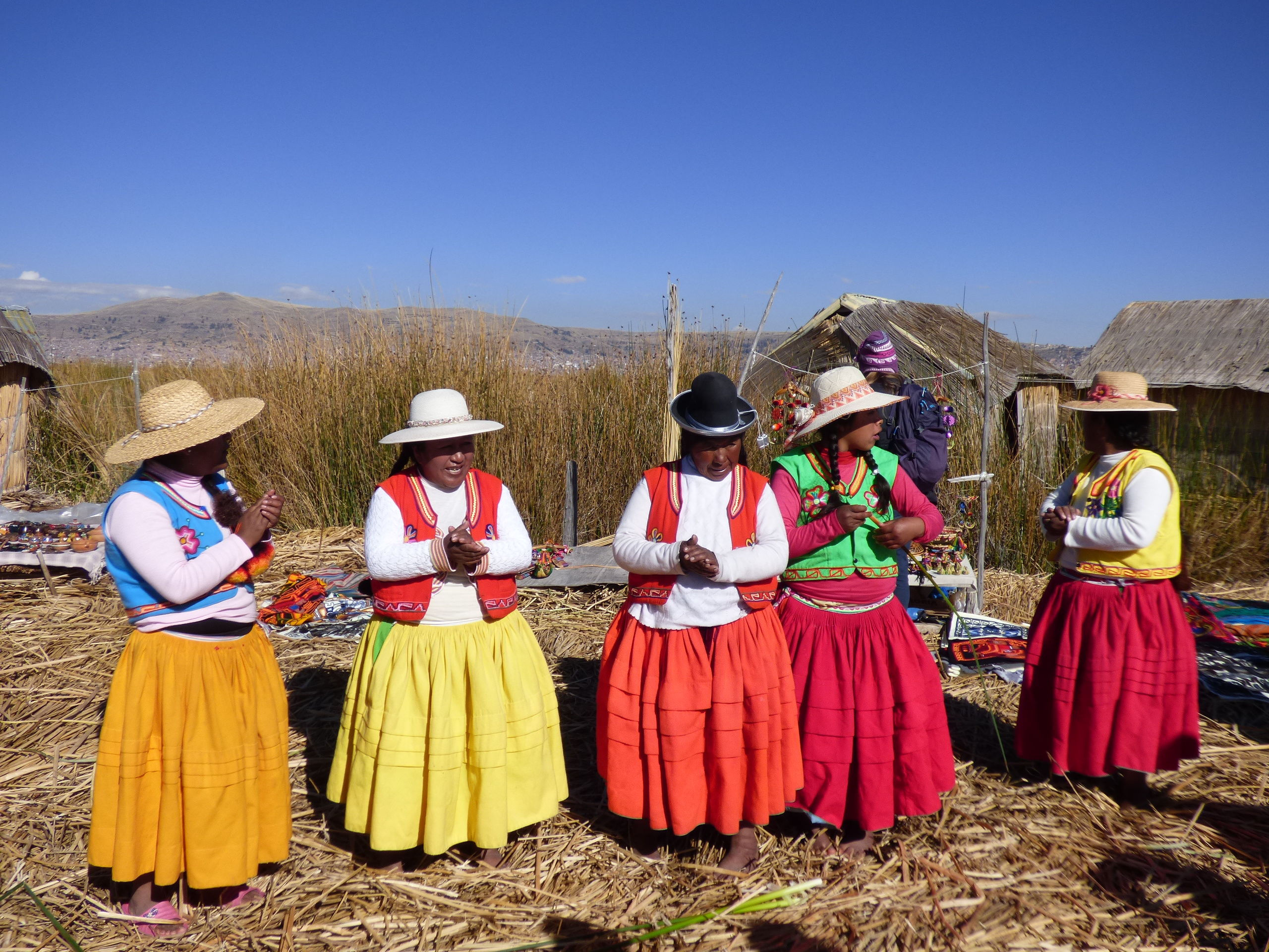 Sfeerimpressie Rondreis Peru: Kleurrijk Peru