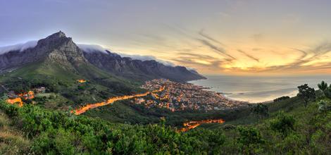 Bouwsteen Zuid-Afrika: Karakter van Kaapstad