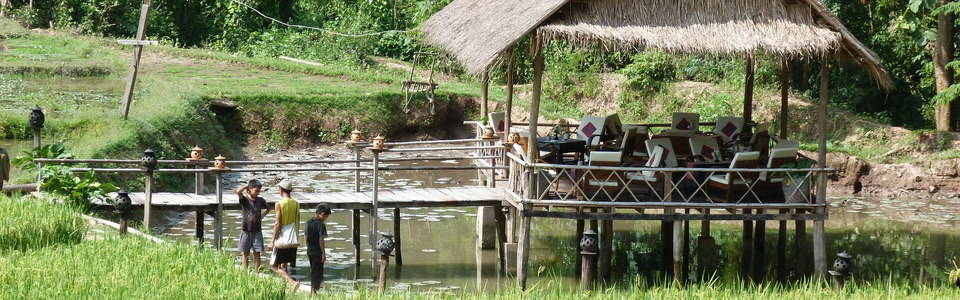 Kamu Lodge in Laos