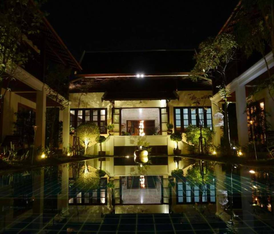 Le sen boutique hotel in luang prabang laos van verre for Boutique hotel 3 lodz