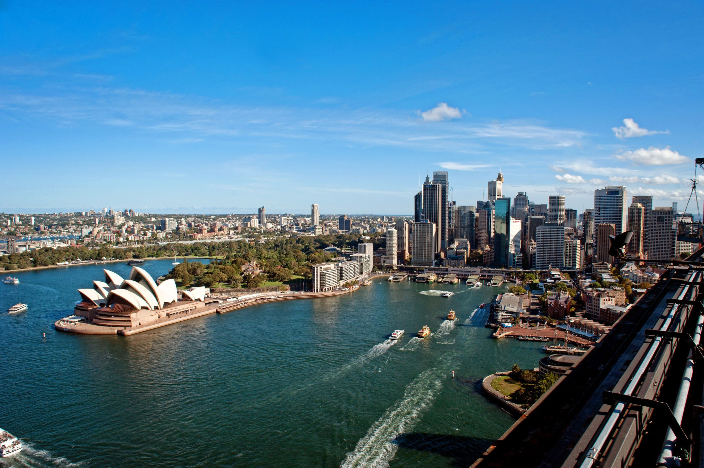 Australie-Sydney-haven-opera-house_2_559808 Australië