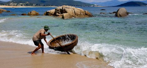 Bouwsteen: Quy Nhon onontdekte strandbestemming