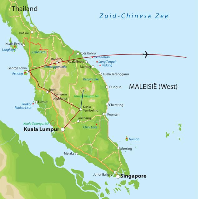 Rondreis West-Maleisië en Borneo: Veelzijdig Maleisië – uw ...: vanverre.nl/maleisie/rondreizen/rondreizen-west-maleisie-en-borneo...