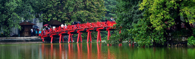 Hanoi, Cuc Phoung National Park