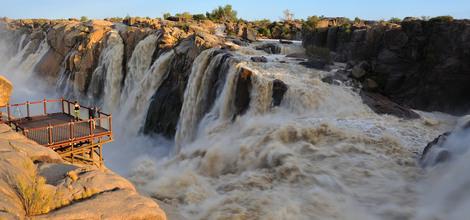 Rondreis Zuid-Afrika: Westkust en Augrabies Watervallen
