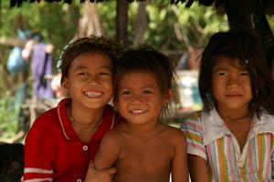 Bouwsteen Ervaar de Cambodjaanse gastvrijheid