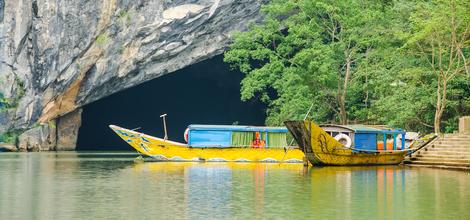 Bouwsteen: Maak kennis met de Phong Nha Caves