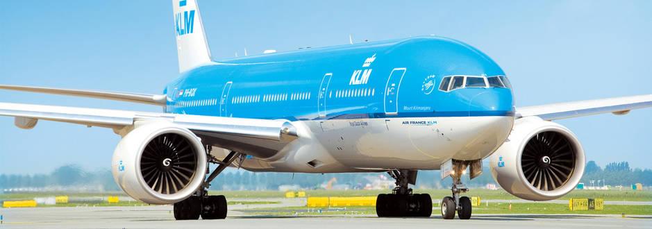 Vliegen Met Klm Van Verre Reizen