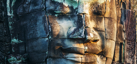 Bouwsteen Indrukwekkend Angkor Wat